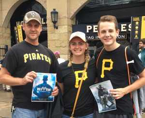Craig attended Pittsburgh Pirates vs. Milwaukee Brewers - MLB on May 30th 2019 via VetTix