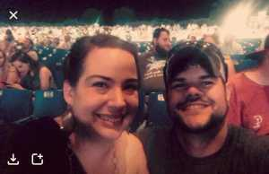 Kayla attended Chris Young: Raised on Country Tour - Country on May 17th 2019 via VetTix