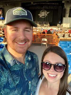 Ethan attended Chris Young: Raised on Country Tour - Country on May 17th 2019 via VetTix