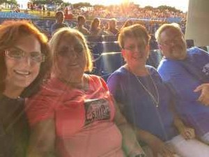 Melinda attended Chris Young: Raised on Country Tour - Country on May 17th 2019 via VetTix