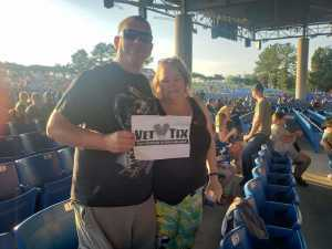 dawn attended Chris Young: Raised on Country Tour - Country on May 17th 2019 via VetTix