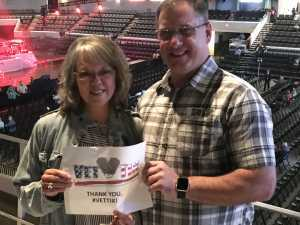 John attended Earth Wind and Fire - Live in Concert - Tracking Attendance - Presented by the National Artists Corporation on May 15th 2019 via VetTix