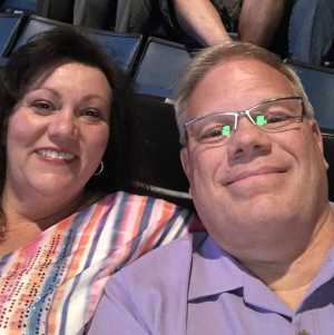 RANDY attended Earth Wind and Fire - Live in Concert - Tracking Attendance - Presented by the National Artists Corporation on May 15th 2019 via VetTix
