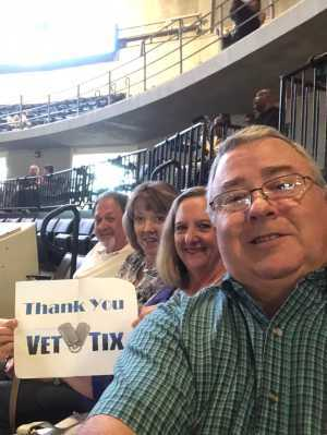 Olen attended Earth Wind and Fire - Live in Concert - Tracking Attendance - Presented by the National Artists Corporation on May 15th 2019 via VetTix
