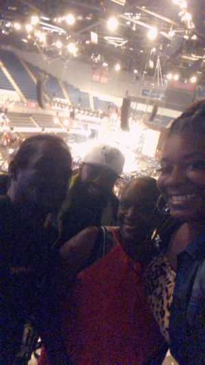 LAKESHA attended Earth Wind and Fire - Live in Concert - Tracking Attendance - Presented by the National Artists Corporation on May 15th 2019 via VetTix