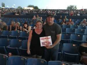 Rob attended Brad Paisley Tour 2019 - Country on May 31st 2019 via VetTix