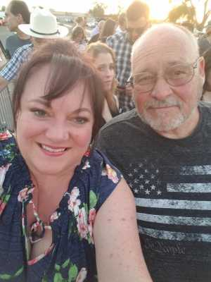 RUSSELL attended Brad Paisley Tour 2019 - Country on May 31st 2019 via VetTix
