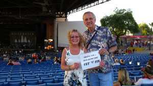 Charles attended Brad Paisley Tour 2019 - Country on May 31st 2019 via VetTix