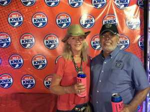 Jess attended Brad Paisley Tour 2019 - Country on May 31st 2019 via VetTix