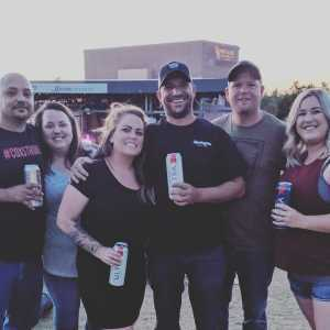 Jacob attended Brad Paisley Tour 2019 - Country on May 31st 2019 via VetTix