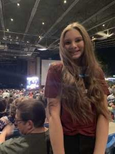 Anthony attended Brad Paisley Tour 2019 - Country on May 31st 2019 via VetTix