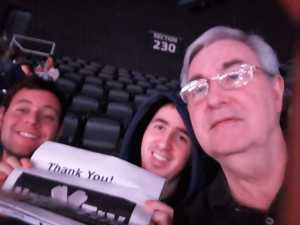 Jacob attended Premier Boxing Champions: Deontay Wilder vs. Dominic Breazeale - Boxing on May 18th 2019 via VetTix