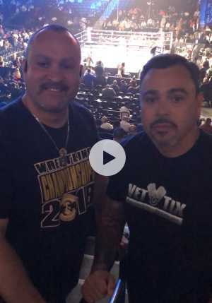 Daniel attended Premier Boxing Champions: Deontay Wilder vs. Dominic Breazeale - Boxing on May 18th 2019 via VetTix