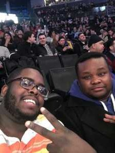 Donna-Lee attended Premier Boxing Champions: Deontay Wilder vs. Dominic Breazeale - Boxing on May 18th 2019 via VetTix