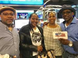 Darrell attended Premier Boxing Champions: Deontay Wilder vs. Dominic Breazeale - Boxing on May 18th 2019 via VetTix
