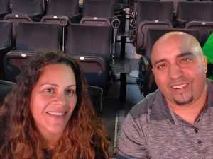 Richard attended Premier Boxing Champions: Deontay Wilder vs. Dominic Breazeale - Boxing on May 18th 2019 via VetTix