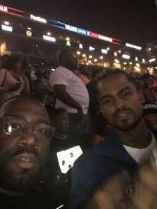 Leo  attended Premier Boxing Champions: Deontay Wilder vs. Dominic Breazeale - Boxing on May 18th 2019 via VetTix