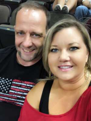 Troy attended Jacksonville Sharks vs. Orlando Predators - AFL - Military Appreciation Night! on May 18th 2019 via VetTix