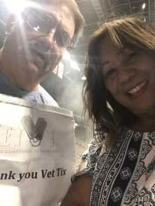 Bob attended Jacksonville Sharks vs. Orlando Predators - AFL - Military Appreciation Night! on May 18th 2019 via VetTix