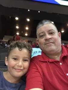 Stro attended Jacksonville Sharks vs. Orlando Predators - AFL - Military Appreciation Night! on May 18th 2019 via VetTix