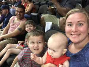Eric attended Jacksonville Sharks vs. Orlando Predators - AFL - Military Appreciation Night! on May 18th 2019 via VetTix