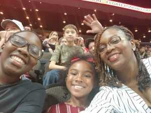 Demika attended Jacksonville Sharks vs. Orlando Predators - AFL - Military Appreciation Night! on May 18th 2019 via VetTix