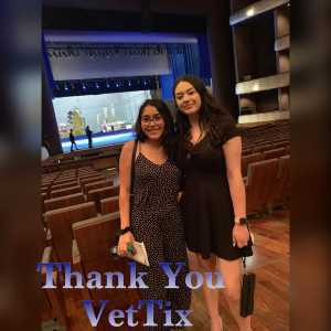 Nicholas attended Pinocchio Presented by Texas Ballet Theater - Sunday on May 19th 2019 via VetTix