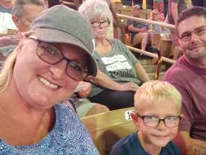 Rusty attended 143rd Silver Spurs Rodeo - Friday Only on May 31st 2019 via VetTix