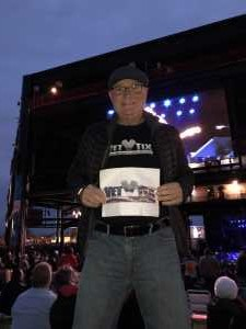 Paul attended The Who: Moving on - Pop on May 21st 2019 via VetTix