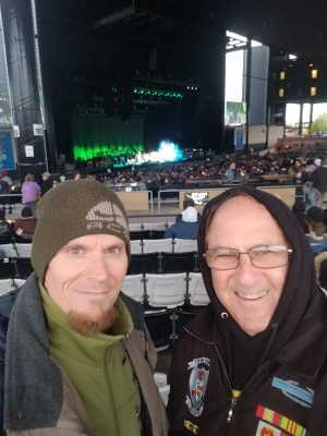 Randy K attended The Who: Moving on - Pop on May 21st 2019 via VetTix