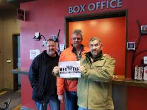 Jerry attended Comedy Works Tuesday 7:30 PM - 21+ on May 21st 2019 via VetTix