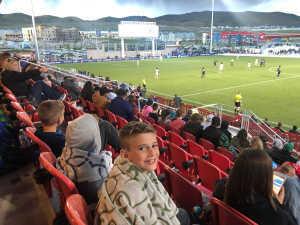 James attended Real Monarchs SLC vs Phoenix Rising FC - Military Appreciation Match - USL on May 25th 2019 via VetTix