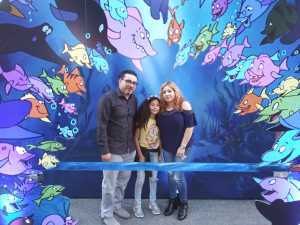 marvin attended Disney the Little Mermaid an Immersive Live-to-film Concert Experience - Other on May 17th 2019 via VetTix