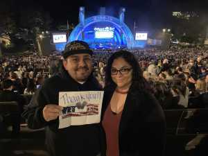 David attended Disney the Little Mermaid an Immersive Live-to-film Concert Experience - Other on May 17th 2019 via VetTix