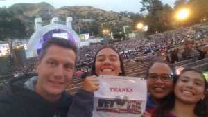 Sean attended Disney the Little Mermaid an Immersive Live-to-film Concert Experience - Other on May 17th 2019 via VetTix