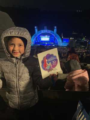 Miguel attended Disney the Little Mermaid an Immersive Live-to-film Concert Experience - Other on May 18th 2019 via VetTix