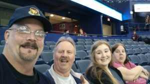 PAUL attended Chicago Wolves vs. San Diego Gulls - AHL - Armed Forces Night - Calder Cup Playoffs - Special Instructions * See Notes on May 18th 2019 via VetTix