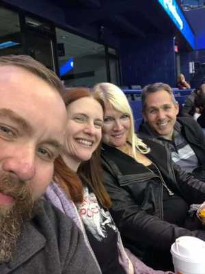 Anthony attended Chicago Wolves vs. San Diego Gulls - AHL - Armed Forces Night - Calder Cup Playoffs - Special Instructions * See Notes on May 18th 2019 via VetTix