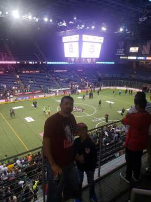 Joe attended USA vs. Mexico Exhibition Match - Arena Soccer International Game on May 31st 2019 via VetTix