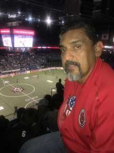 William  attended USA vs. Mexico Exhibition Match - Arena Soccer International Game on May 31st 2019 via VetTix