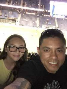 Eric  attended USA vs. Mexico Exhibition Match - Arena Soccer International Game on May 31st 2019 via VetTix