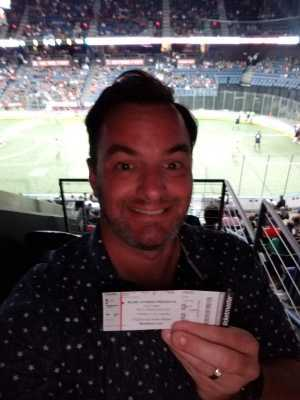 jeff attended USA vs. Mexico Exhibition Match - Arena Soccer International Game on May 31st 2019 via VetTix