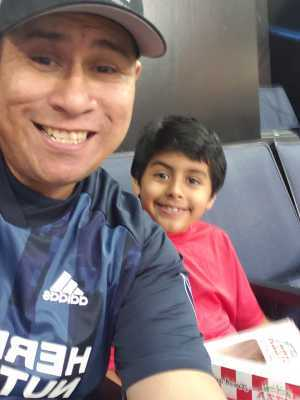 Carlos attended USA vs. Mexico Exhibition Match - Arena Soccer International Game on May 31st 2019 via VetTix