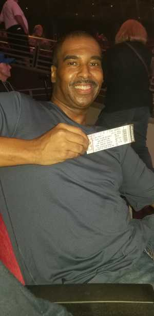 William attended Lady Antebellum: Our Kind of Vegas on May 17th 2019 via VetTix