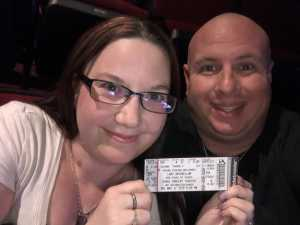 Zachary attended Lady Antebellum: Our Kind of Vegas on May 17th 2019 via VetTix