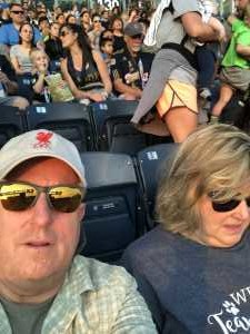 Ray attended Philadelphia Union vs Seattle Sounders FC - MLS on May 18th 2019 via VetTix