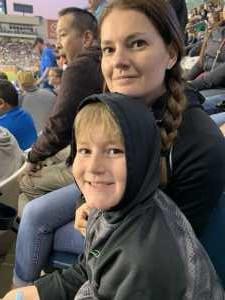 Incredible Pulks attended Philadelphia Union vs Seattle Sounders FC - MLS on May 18th 2019 via VetTix