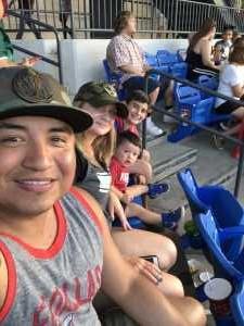 Cassie attended FC Dallas vs. Los Angeles FC - MLS on May 19th 2019 via VetTix
