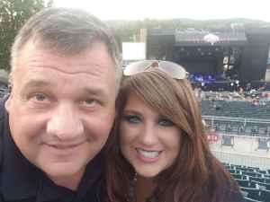Stephen attended Daryl Hall & John Oates - Pop on Sep 24th 2019 via VetTix