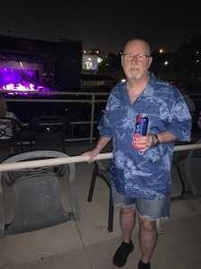James attended Daryl Hall & John Oates - Pop on Sep 24th 2019 via VetTix